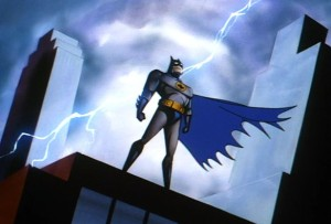 Batman the Animated Series, an early inspiration.
