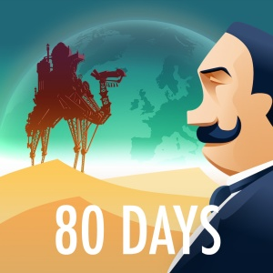 80 Days Desert Passepartout