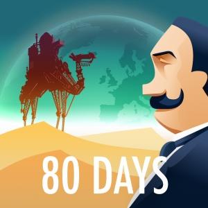 80 Days Desert Passepartout