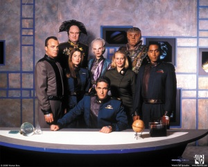 Babylon 5 Cast Season 1