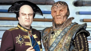 Londo and G'Kar from Babylon 5