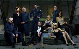 The Cast of Battlestar Galactica.