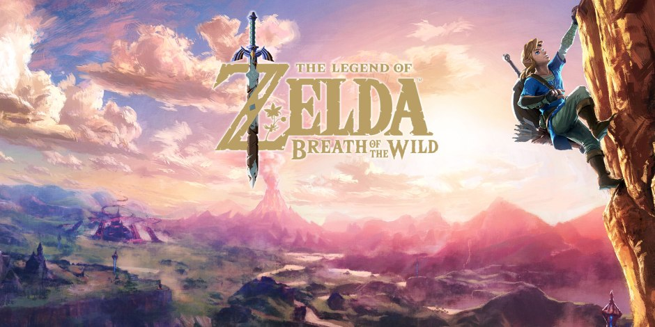 Breath of the Wild banner