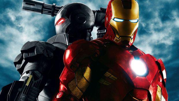 Iron Man 2 and War Machine (2010)