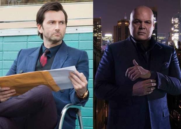 Kilgrave and Kingpin Marvel on Netflix