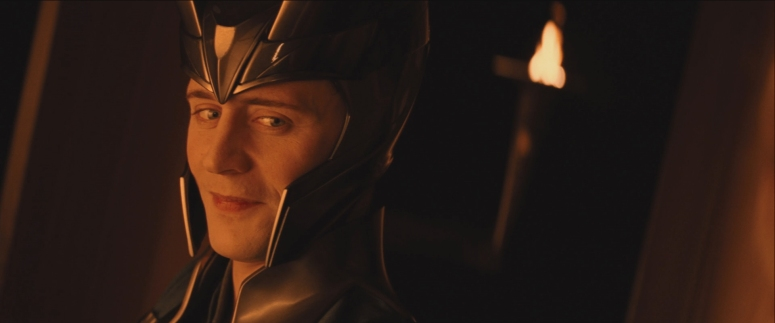Loki in Thor (2011)