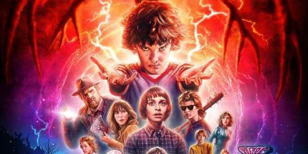 Stranger Things TV Poster