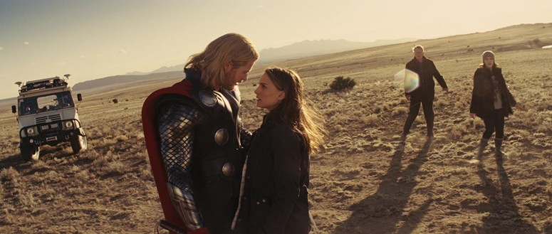 Thor and Jane Foster (2011)