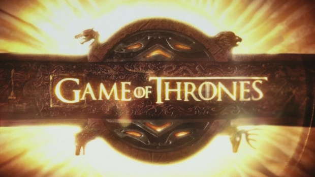 The Game of Thrones logo.