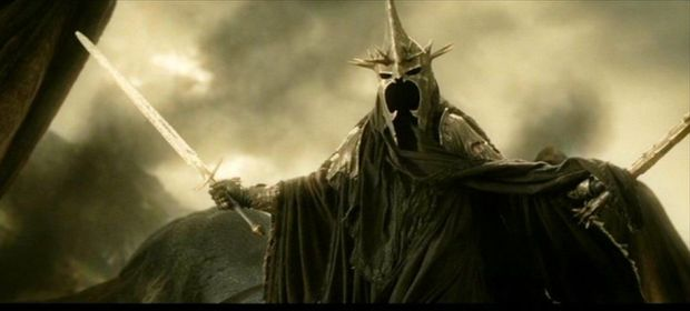 The Witch King of Angmar.